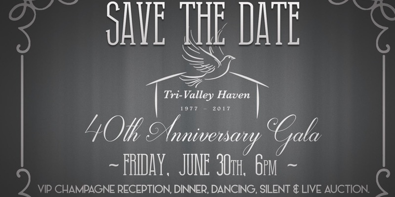 Tri-Valley Haven Gala