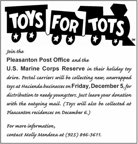 Toys for Tots PSA
