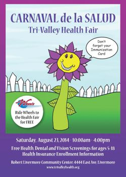 Tri-Valley Health Fair