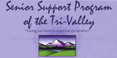 Senior Support Program of the Tri-Valley