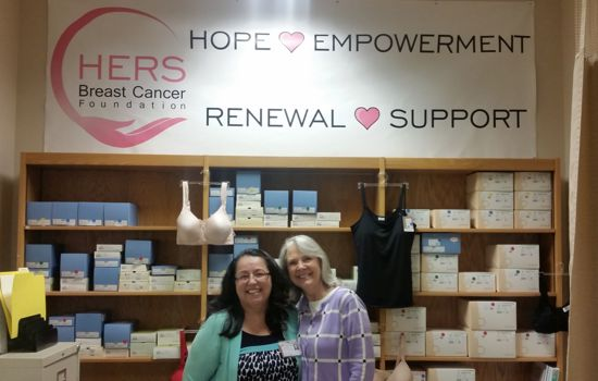 HERS Breast Cancer Foundation Boutique