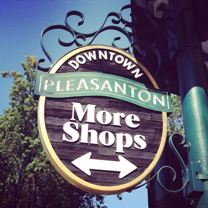 Downtown Pleasanton Shops