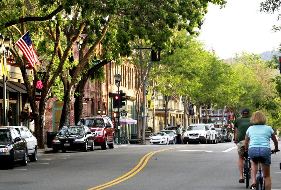 Downtown Pleasanton