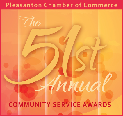 Pleasanton Chamber Community Service Awards