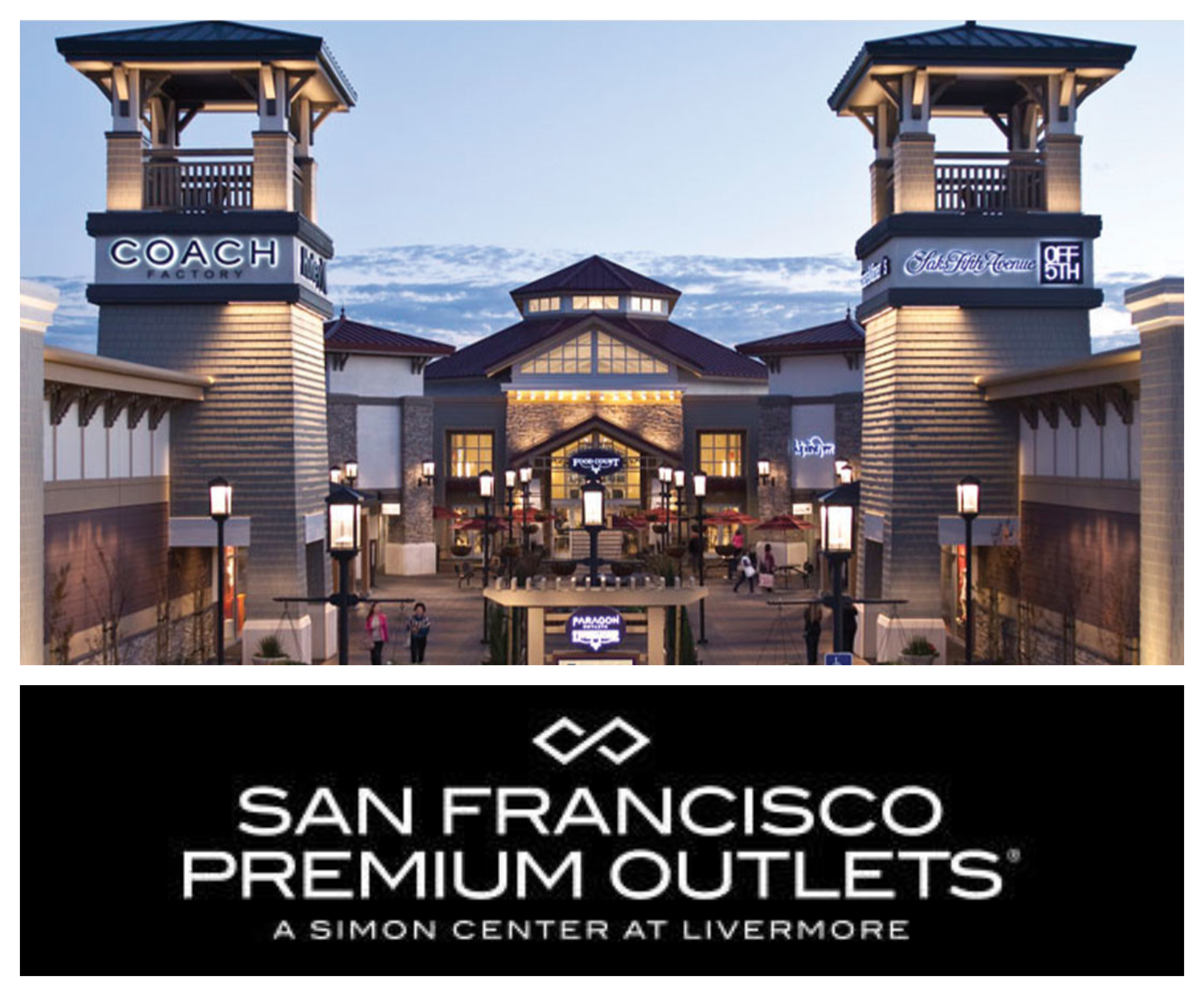 SF Premium Outlets